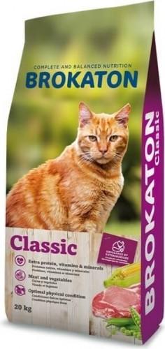 BROKATON Classic pour chat adulte