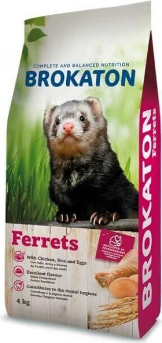 BROKATON Adult Ferret per Furetti adulti