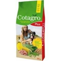 COTAGRO Plus pour chien adulte avec une activité physique intense