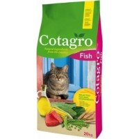 COTAGRO Fish au poisson pour chat adulte