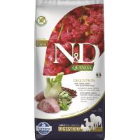 FARMINA N&D DIGESTION Quinoa Agneau & Fenouil pour Chien Adulte