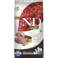 FARMINA N&D Weight management - Quinoa, lam & broccoli