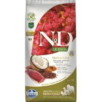 FARMINA N&D SKIN & COAT Canard & Noix de Coco pour Chien Adulte