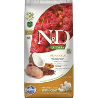 FARMINA N&D SKIN & COAT Caille & Noix de Coco pour Chien Adulte