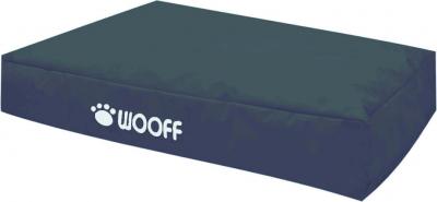 Matelas WOOFF Vadigran gris anthracite pour chien - 2 dimensions au choix