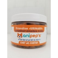 Friandises ANIPEP'S URINARY pour Chat et Chaton