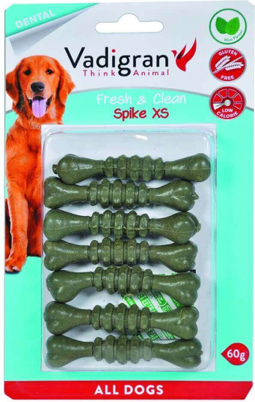 Golosinas para perro Dental Fresh & Clean - 4 tallas disponibles