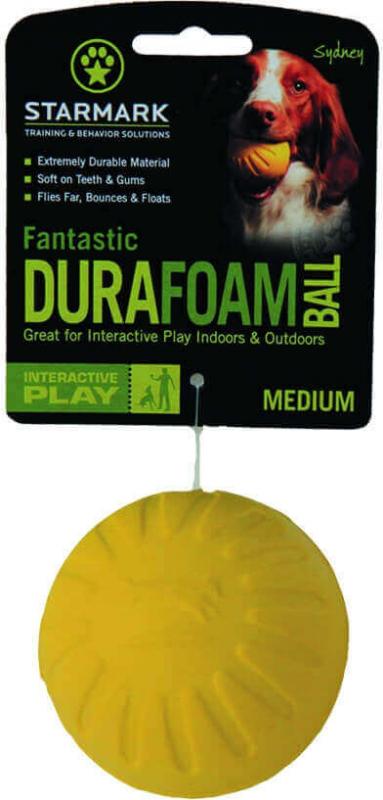 Jouet pour chien Everlasting Fantastic DuraFoam Ball Starmark