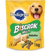 Friandises PEDIGREE Biscrok Multi pour chien adulte