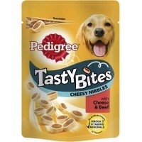 Friandises PEDIGREE Tasty Cheesy Bites pour chien adulte
