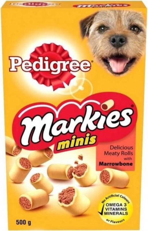 Friandises PEDIGREE Markies Mini pour chien adulte de petite taille