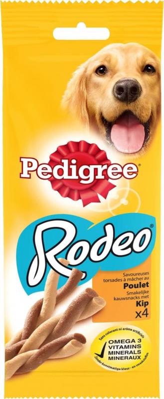 Friandises PEDIGREE Rodeo au Poulet pour chien