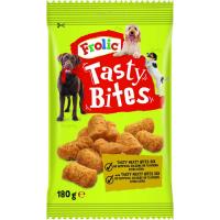 Friandises FROLIC Tasty Bites au poulet pour chien adulte