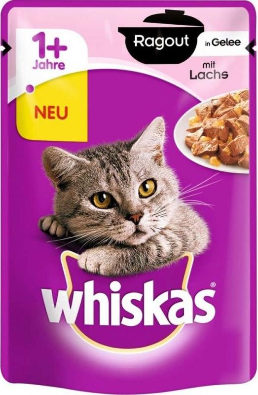 Pack de Pâtées Whiskas Ragoût pour chat adulte - 2 saveurs au choix