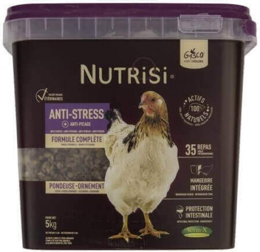Alimentation GASCO NUTRISI pour Poules