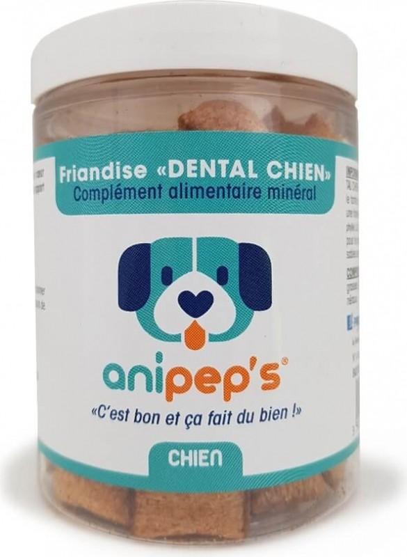 Friandises Médicalisées ANIPEP'S Dental pour chien adulte et chiot