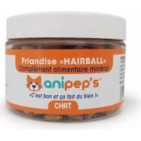 Friandises Médicalisées ANIPEP'S Hairball Boules de Poils pour chat adulte et chaton