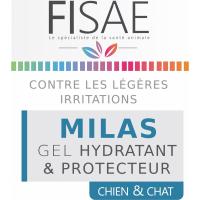 Gel hydratant et protecteur pour chien et chat FISAE MILAS