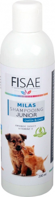 Shampoing Junior chaton et chiot FISAE MILAS