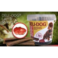 Friandises DELI-DOG Snacks à l'Agneau pour chien