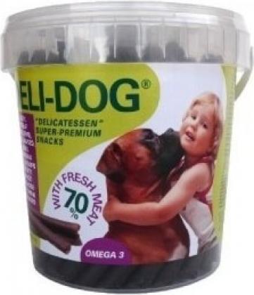 Friandises DELI-DOG Snacks au Boeuf pour chien