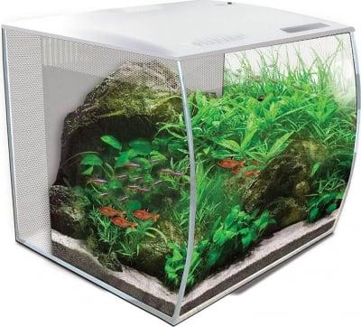 Aquarium Flex FLUVAL blanc