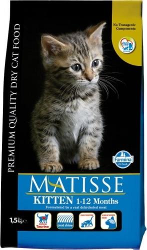 Croquettes MATISSE Kitten au Poulet & Riz pour Chaton