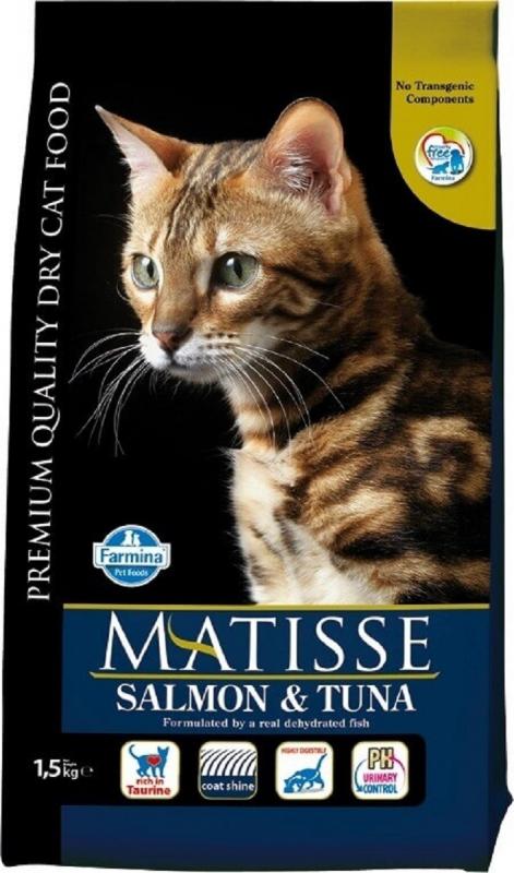 MATISSE au Saumon & Thon pour Chat adulte