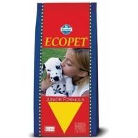 Croquettes ECOPET Junior au Poulet pour Chiot (1)
