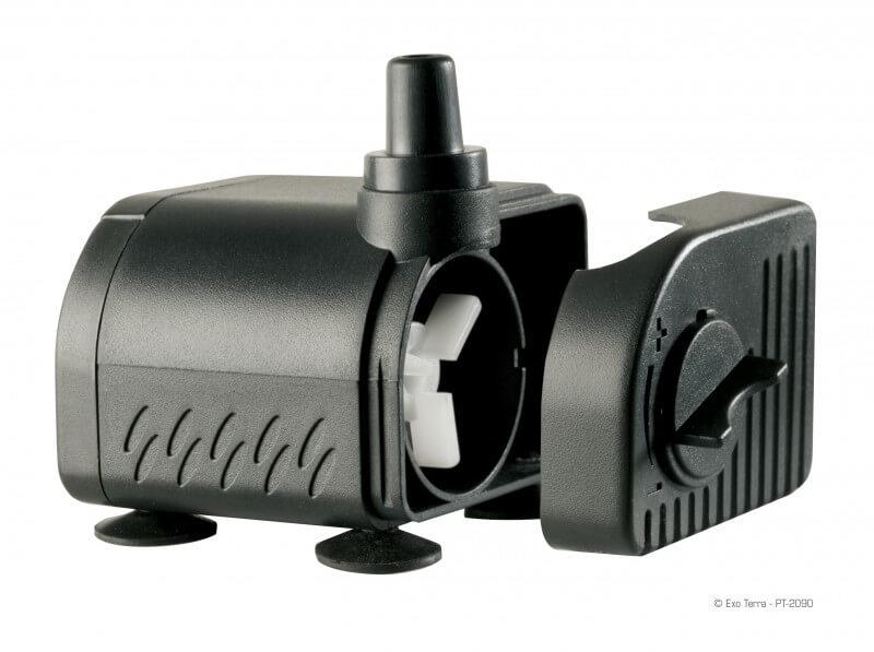Mini pompe pour cascade repti flo 200 pompe et filtre for Mini pompe bassin