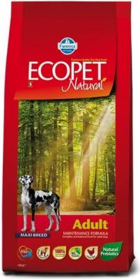 Croquettes ECOPET NATURAL Adult Maxi pour Chien adulte de grande taille