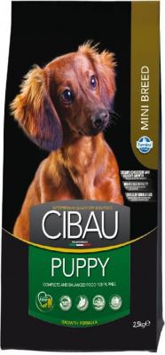 CIBAU Puppy Mini pour chiot de petite taille