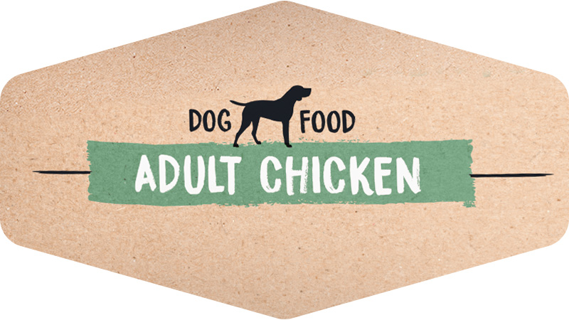 ownat sans céréales adult poulet viandes