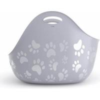 Bac à litière LitterBox avec pelle - 2 couleurs au choix
