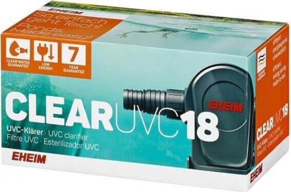 EHEIM Clear UVC stérilisateur UV pour bassin