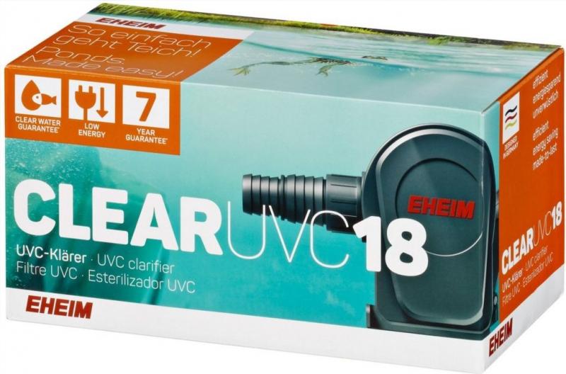 EHEIM Clear UVC UV-sterilisator voor vijvers
