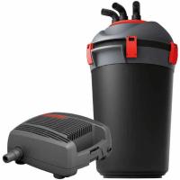 EHEIM PRESS filtre + pompe + tuyaux pour bassin jusqu'à 10 000L