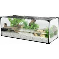 Aquarium noir pour tortues Zolux Karapas Aqua