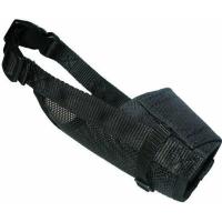 Muselière nylon noire Security Coneck't