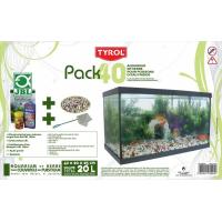 Tyrol Acquario attrezzato Pack 40, 20L