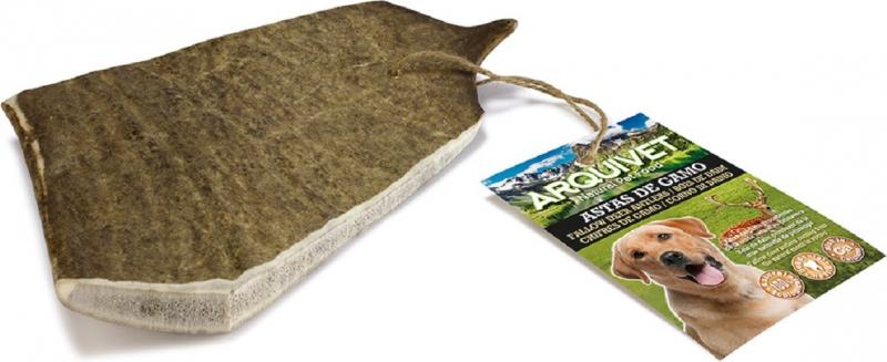 Bois de Daim Naturel ARQUIVET - 4 tailles disponibles