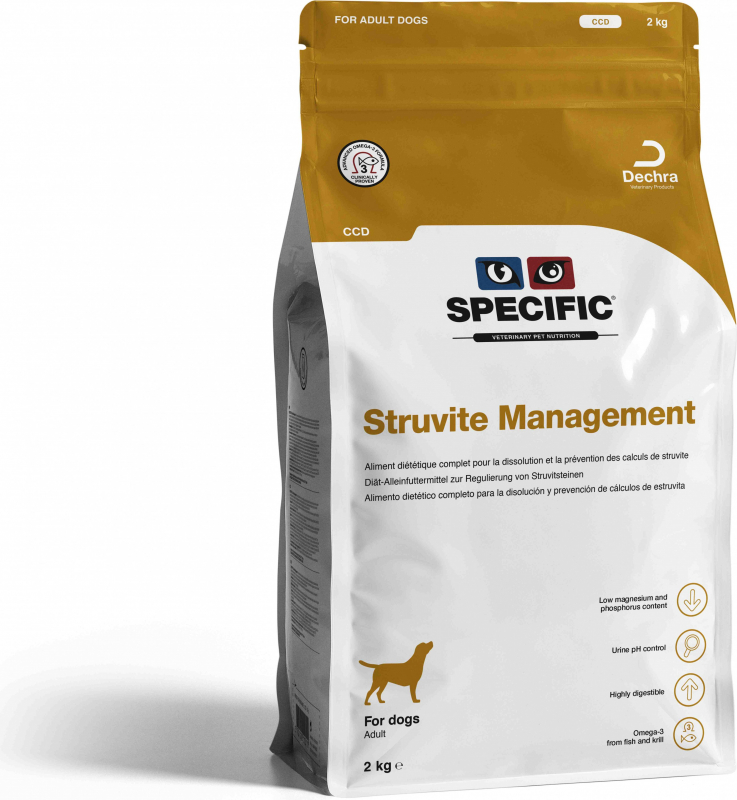 SPECIFIC CCD Struvite Management pour Chien Adulte