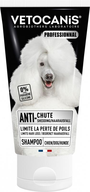 Vétocanis Anti-Fall-Hundeshampoo