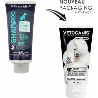 Vétocanis Shampooing pour chien Anti-chute