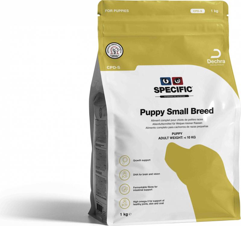 SPECIFIC CPD-S Puppy pour Chiot de petite taille