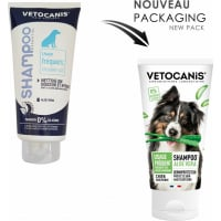 Vetocanis Shampooing pour chien - Usage fréquent