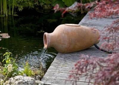 UBBINK Amphora 1 Fontaine de filtration pour bassin
