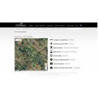 Enregistreur de données GPS Pet Data Recorder