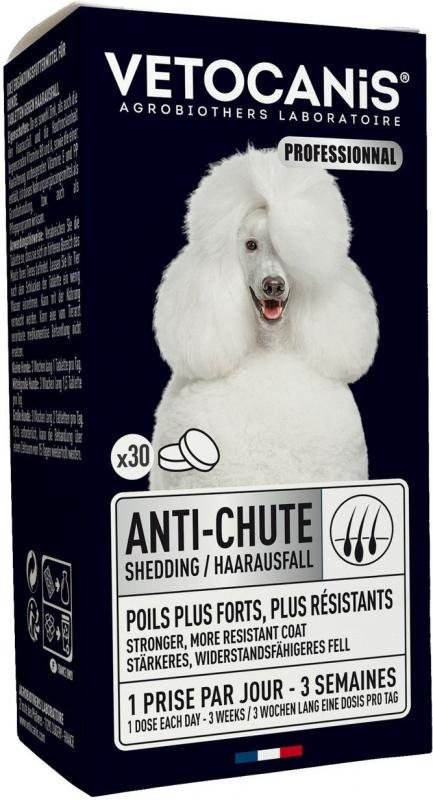 Vétocanis Nahrungsergänzungsmittel für Fell und Haut von Hunden