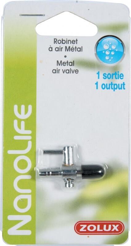 Robinet metal 1 sortie